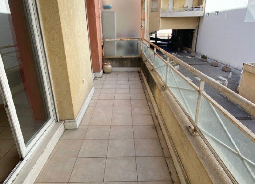Appartement à louer 38.51m2 à Nice