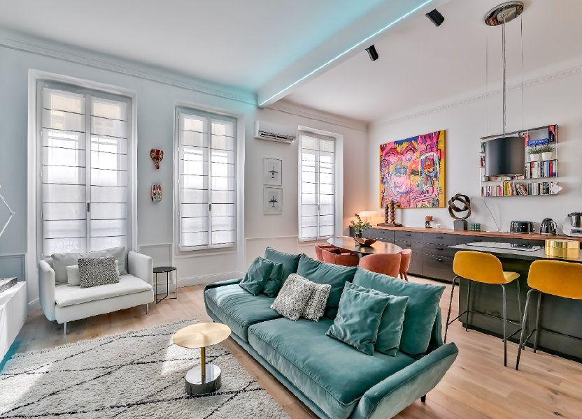 Appartement à vendre 106m2 à Nice
