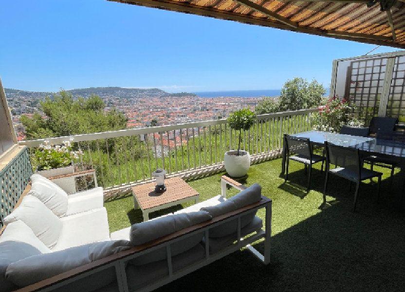 Appartement à louer 37.08m2 à Nice