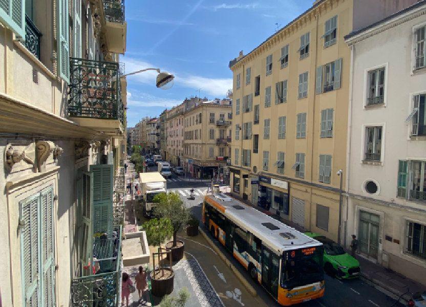 Appartement à louer 45.46m2 à Nice