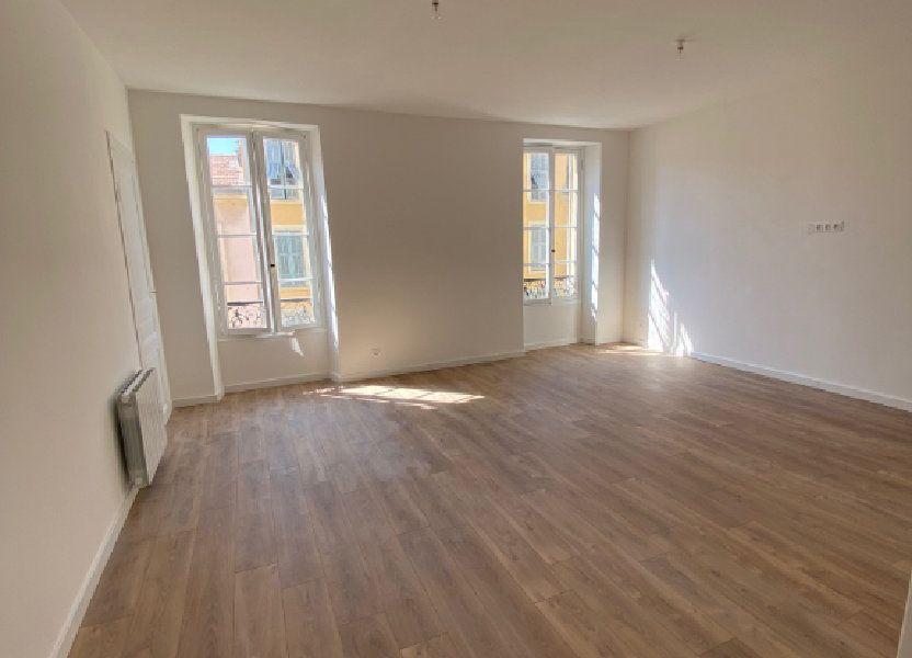 Appartement à louer 87.954m2 à Nice