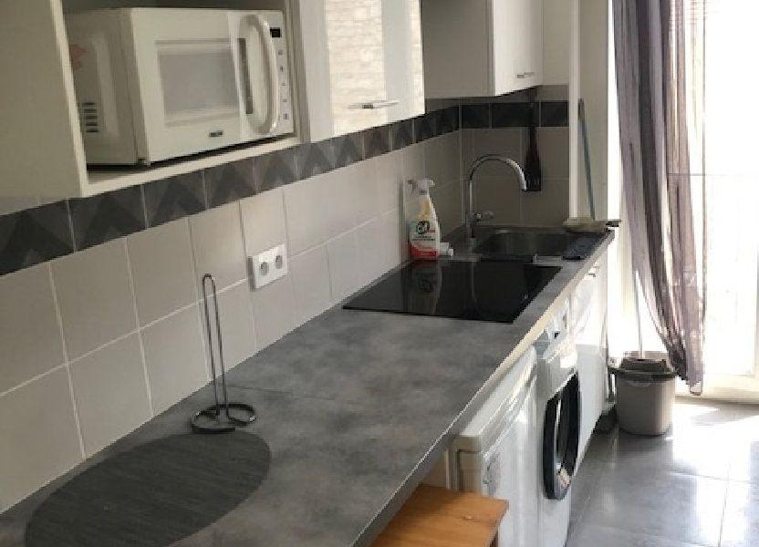 Appartement à louer 15.5m2 à Nice