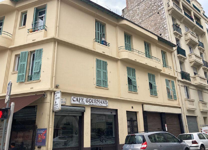 Appartement à louer 43.97m2 à Nice