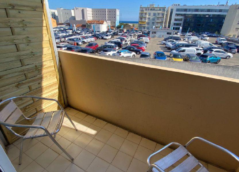 Appartement à louer 16.1m2 à Nice