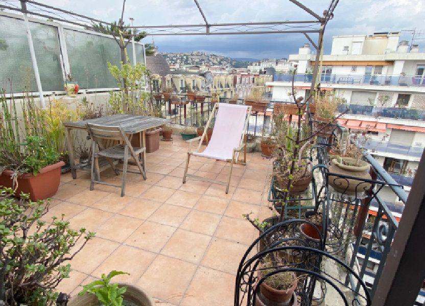Appartement à louer 40.67m2 à Nice