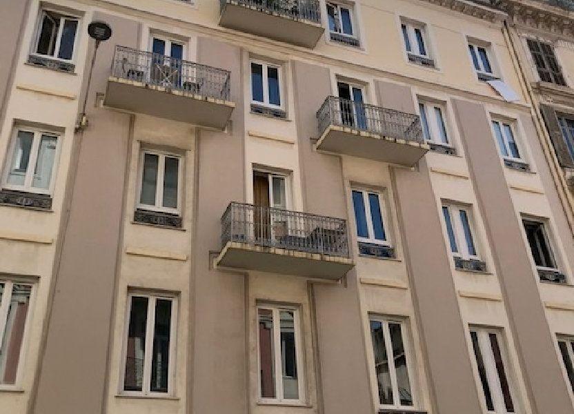 Appartement à louer 42.1m2 à Nice