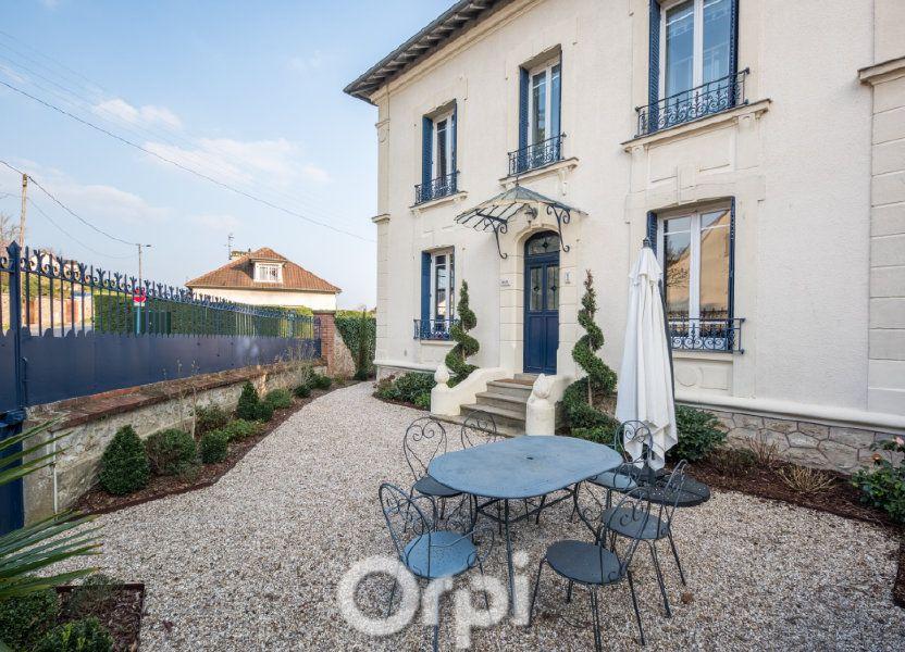 Maison à vendre 161m2 à Évecquemont