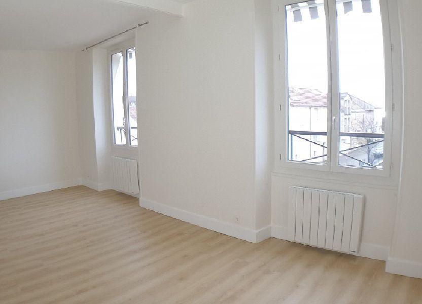Appartement à louer 70.25m2 à Chanteloup-les-Vignes