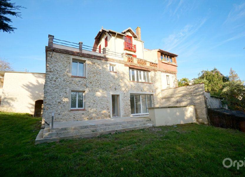 Appartement à vendre 120.35m2 à Vaux-sur-Seine