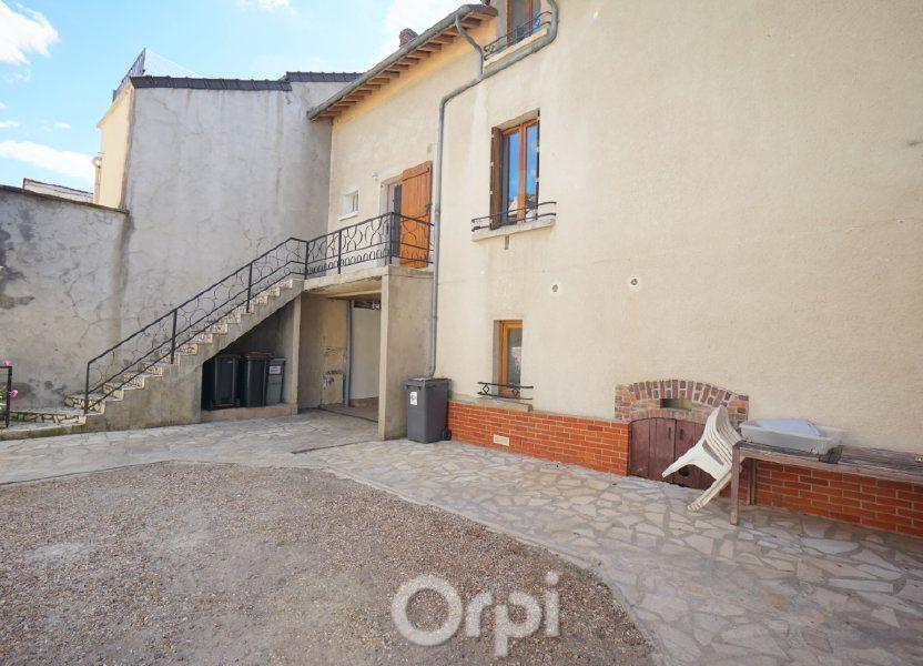 Appartement à vendre 153m2 à Vaux-sur-Seine