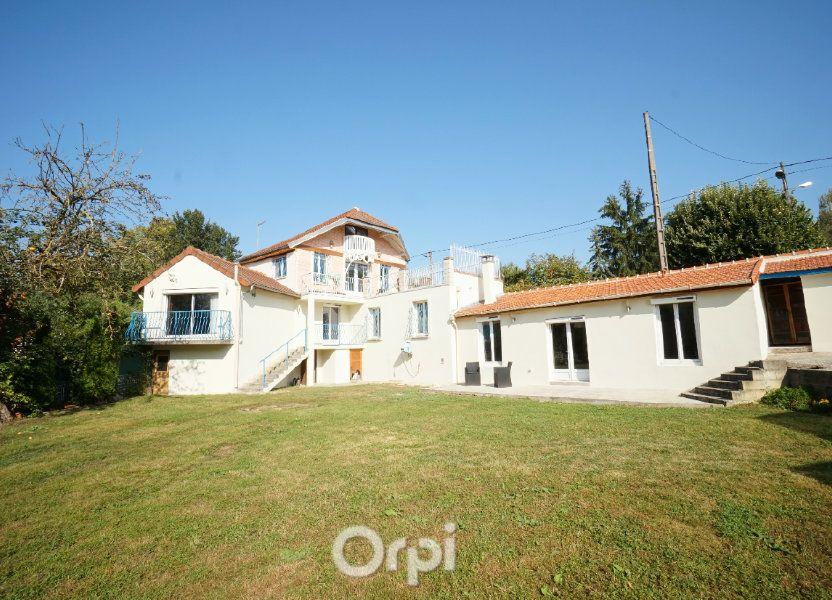 Maison à vendre 195m2 à Triel-sur-Seine