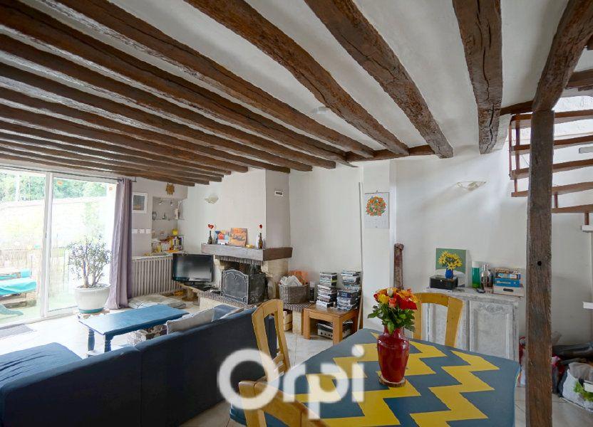 Maison à vendre 115m2 à Vaux-sur-Seine