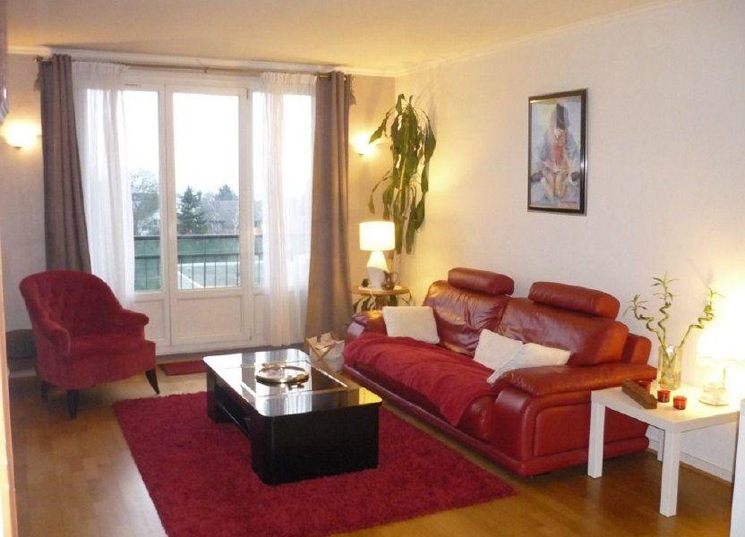 Appartement à louer 60.83m2 à L'Haÿ-les-Roses