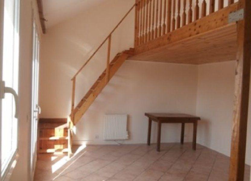 Appartement à louer 30.23m2 à Bagneux