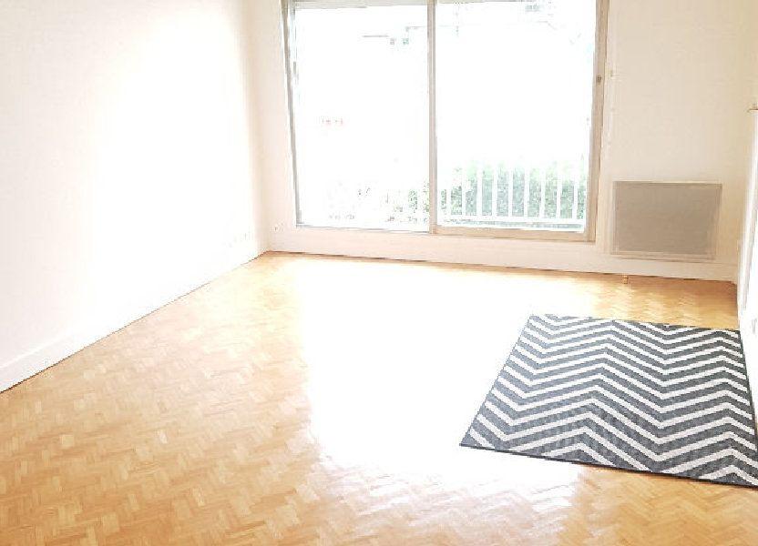 Appartement à louer 22.19m2 à Bagneux