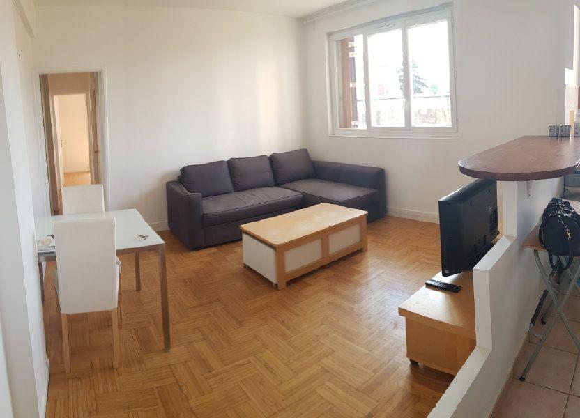 Appartement à louer 53.75m2 à Bourg-la-Reine