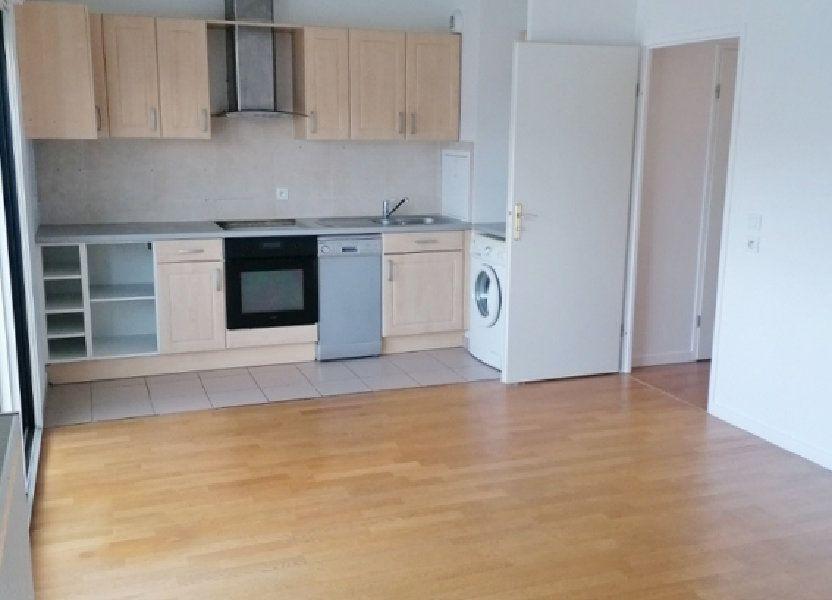 Appartement à louer 54.4m2 à Chevilly-Larue