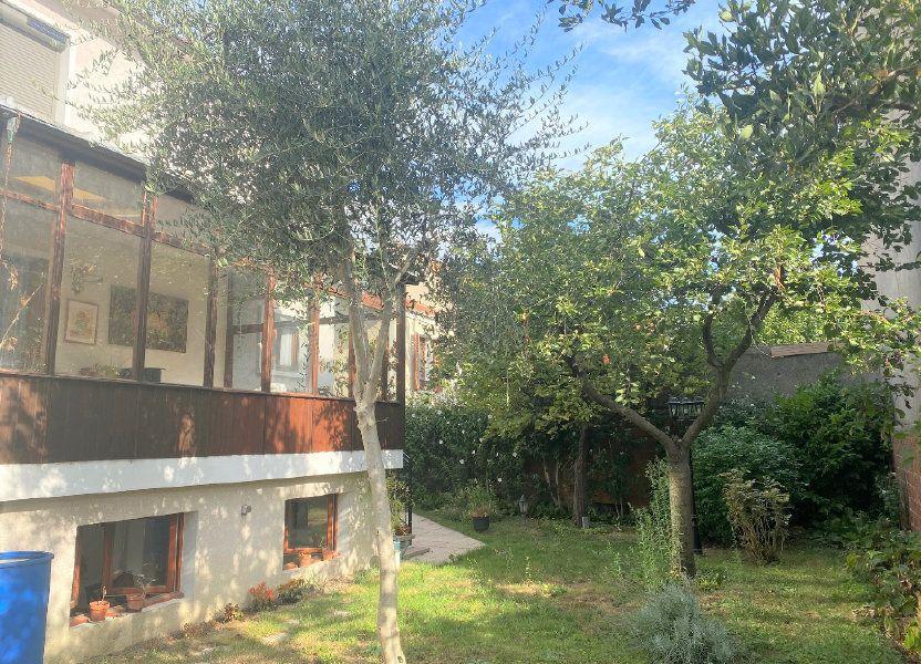 Maison à vendre 139m2 à Choisy-le-Roi