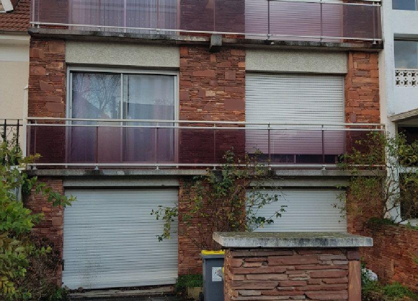 Immeuble à vendre 250m2 à Chevilly-Larue