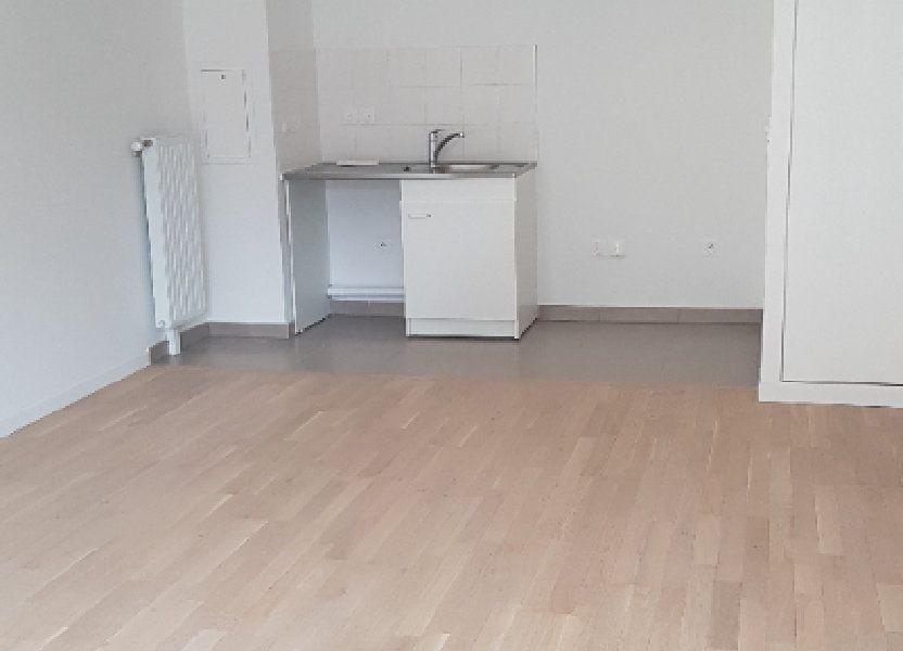 Appartement à louer 44.3m2 à Clamart