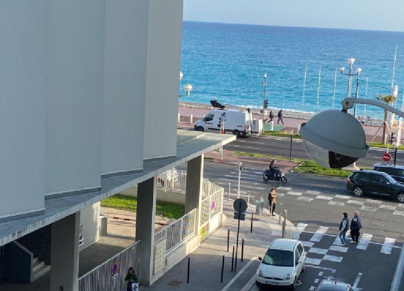 Appartement à vendre 37.8m2 à Nice