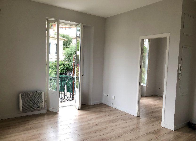 Appartement à louer 24.75m2 à Nice