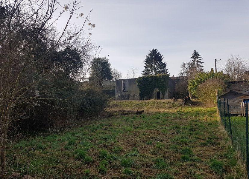 Terrain à vendre 1393m2 à La Chapelle-en-Vexin
