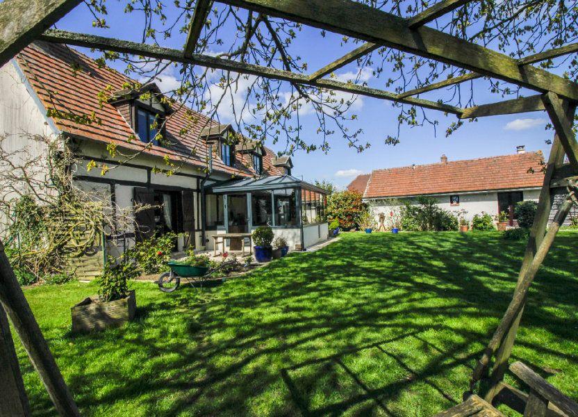 Maison à vendre 165m2 à Longchamps