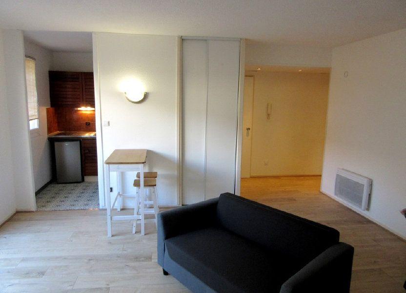 Appartement à louer 40m2 à Tarbes