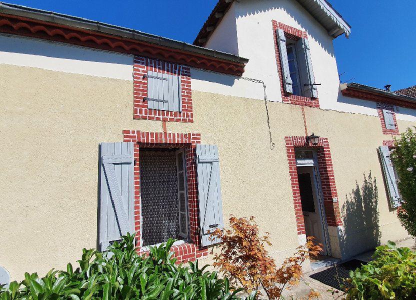 Maison à vendre 135m2 à Villecomtal-sur-Arros