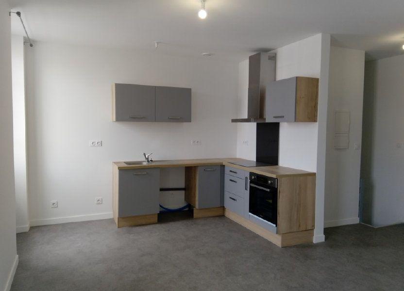 Appartement à louer 48m2 à Rabastens-de-Bigorre