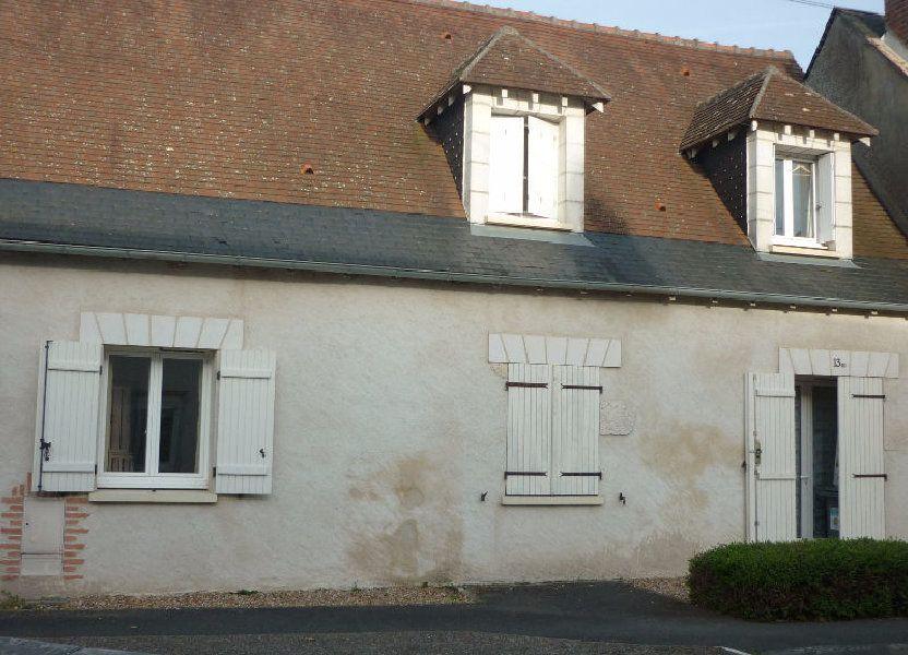 Maison à louer 37m2 à Saint-Laurent-en-Gâtines