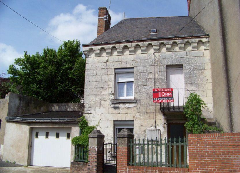 Maison à vendre 61m2 à Château-Renault