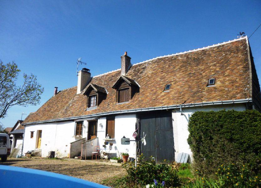 Maison à vendre 111m2 à Saunay
