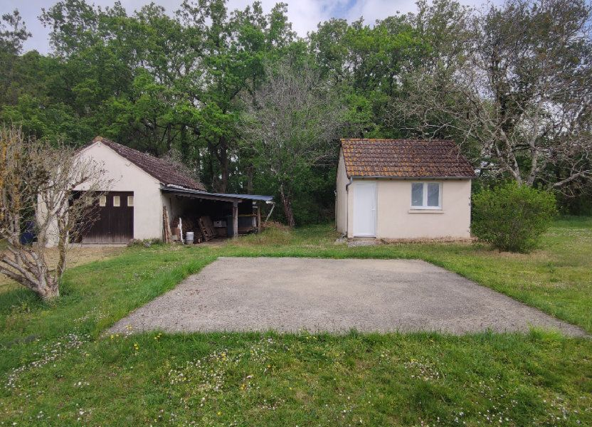 Maison à vendre 84m2 à Cangey