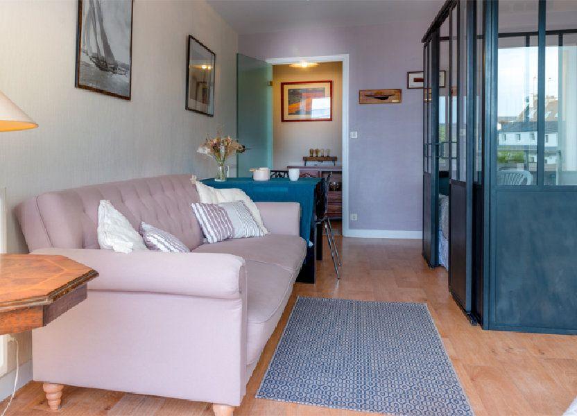 Appartement à louer 32m2 à Larmor-Plage