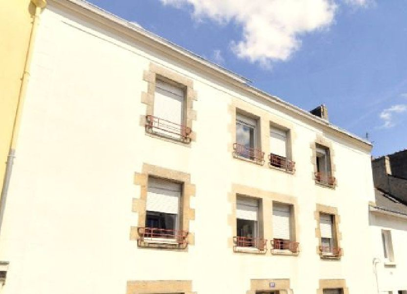 Appartement à louer 45m2 à Lorient