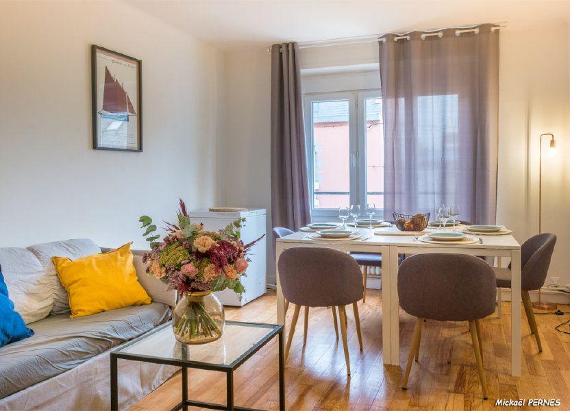 Appartement à louer 75m2 à Lorient