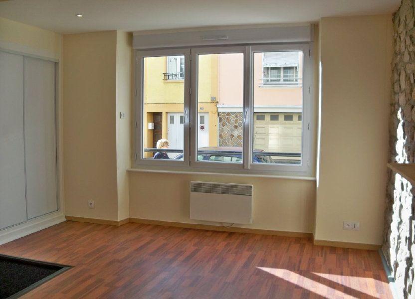 Appartement à louer 33m2 à Lorient