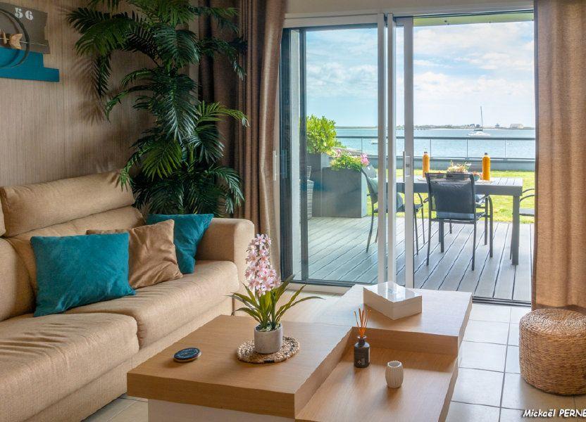 Appartement à louer 49m2 à Port-Louis