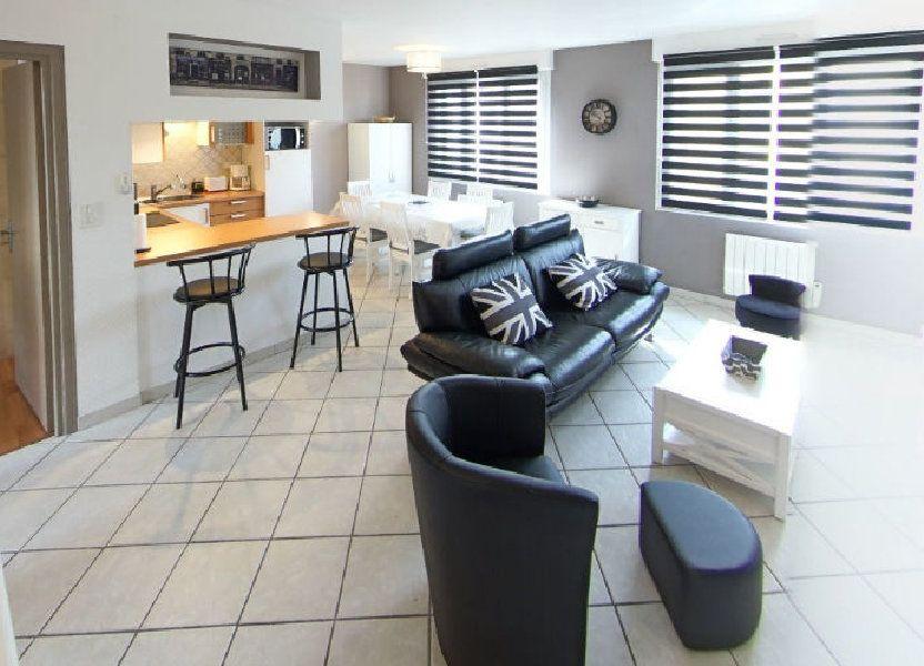 Appartement à louer 58.37m2 à Lorient