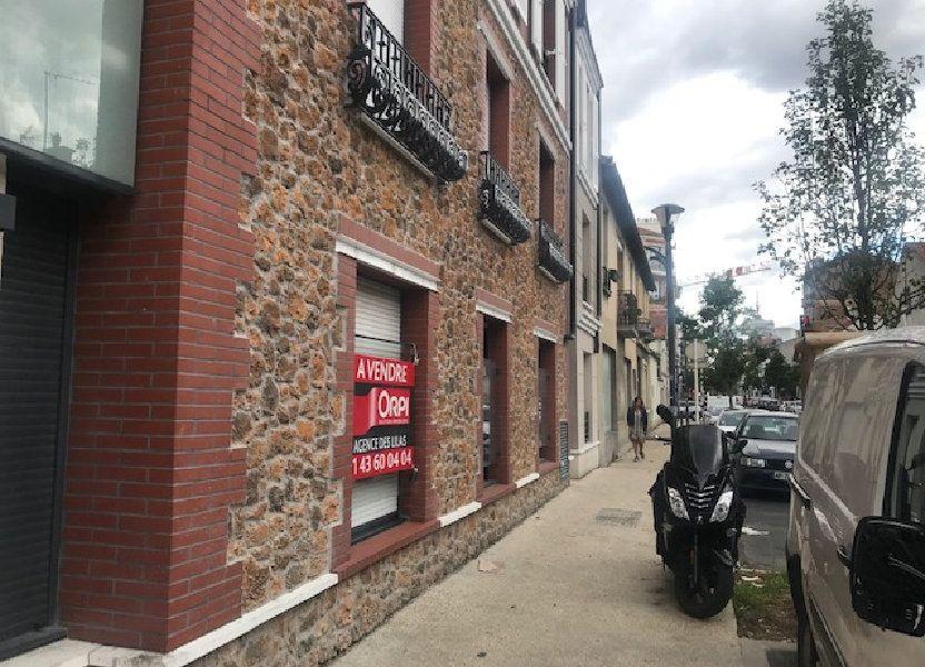Appartement à vendre 23.61m2 à Romainville