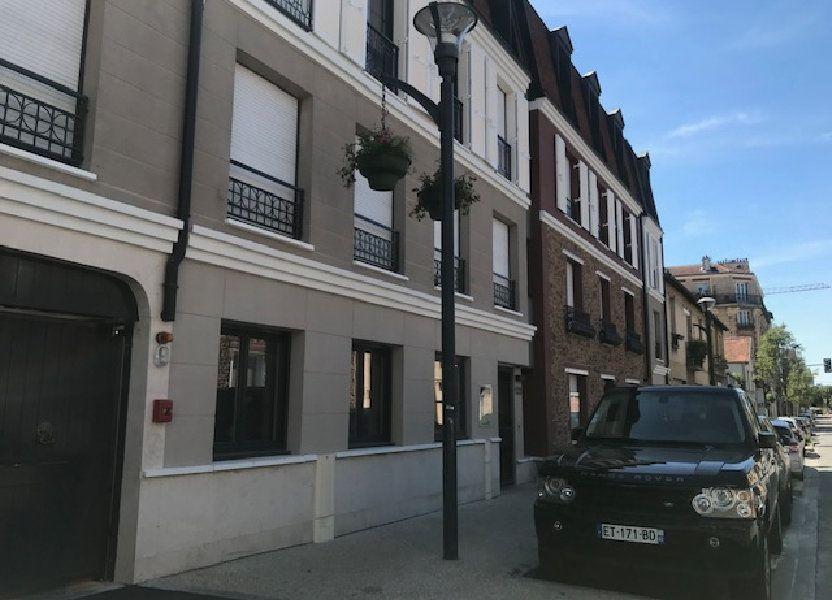 Appartement à vendre 22.22m2 à Romainville