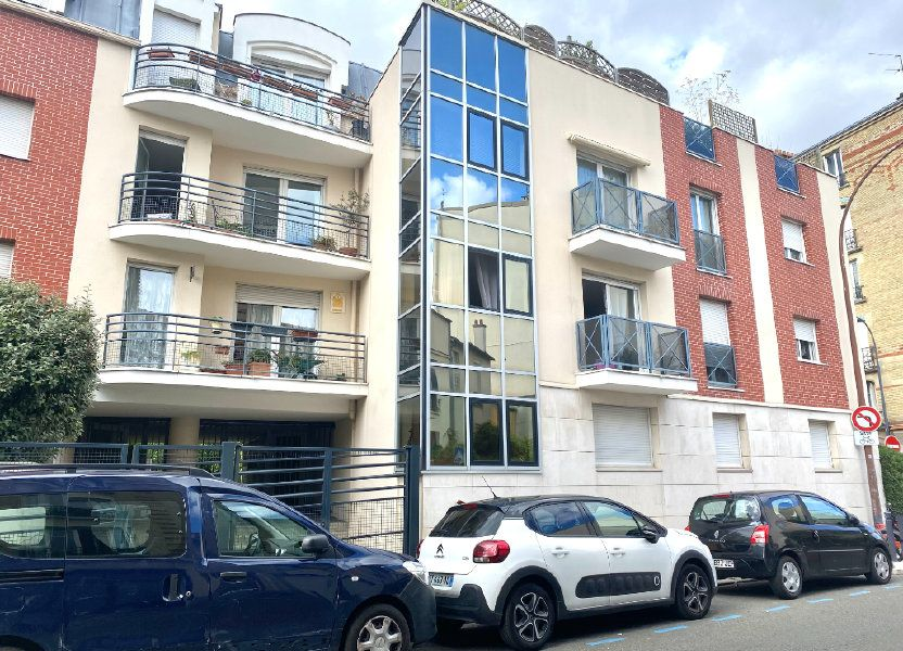 Appartement à louer 45.54m2 à Les Lilas