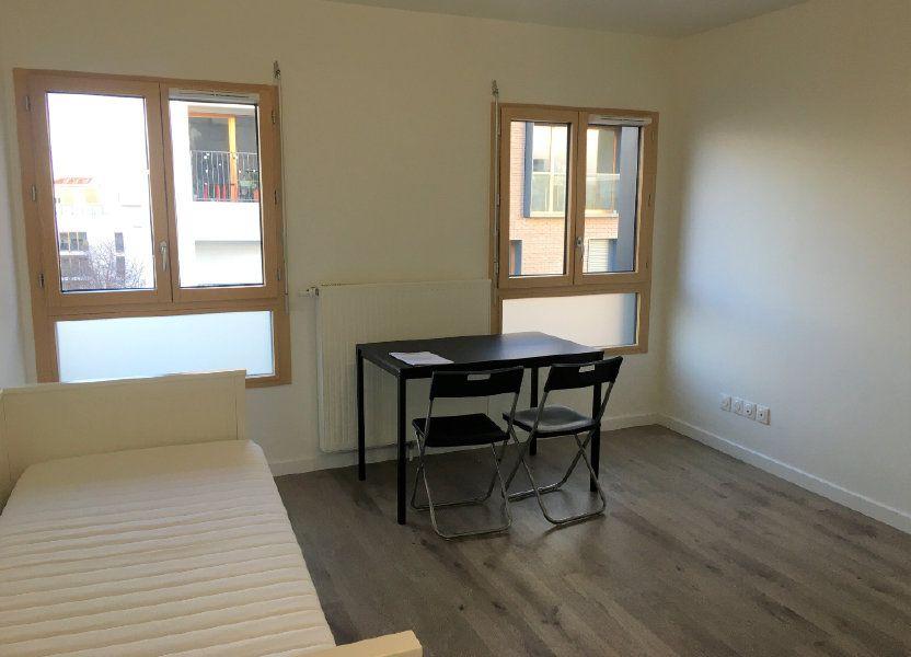 Appartement à louer 27.7m2 à Aubervilliers