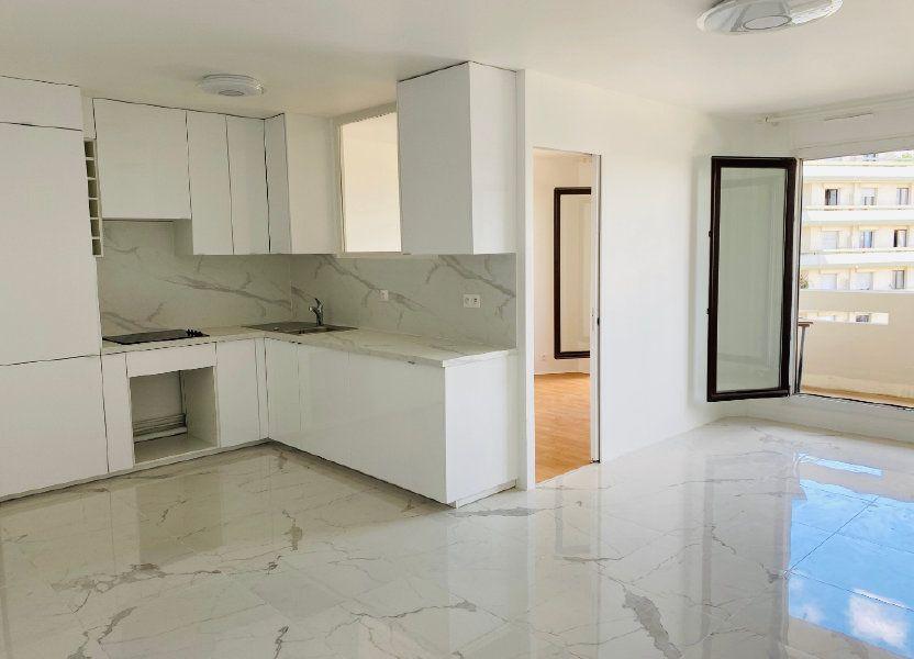 Appartement à louer 53.61m2 à Le Pré-Saint-Gervais