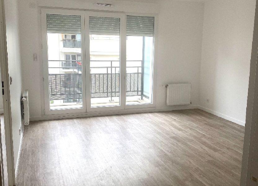 Appartement à vendre 38.43m2 à Bagnolet
