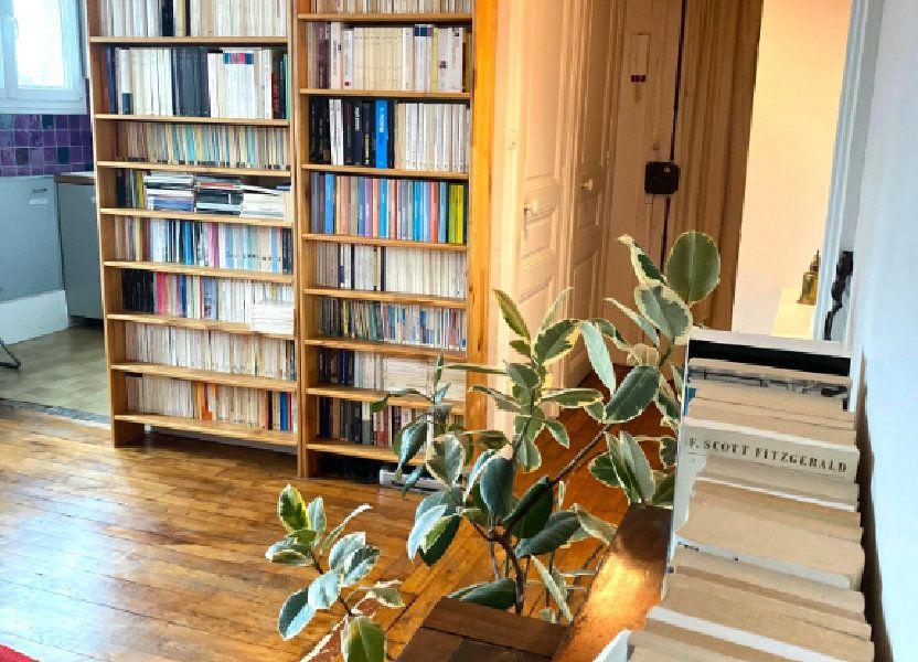 Appartement à louer 37.83m2 à Les Lilas