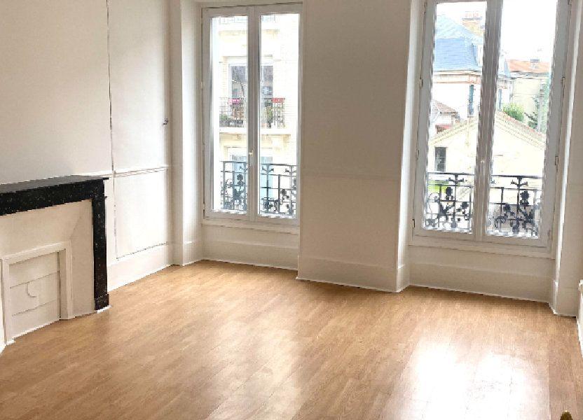 Appartement à louer 39.45m2 à Les Lilas