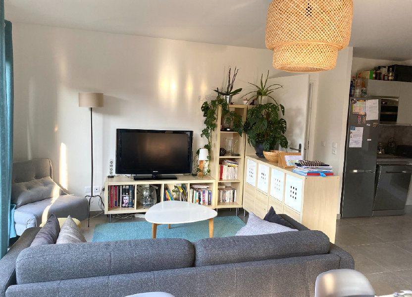 Appartement à louer 77.3m2 à Romainville
